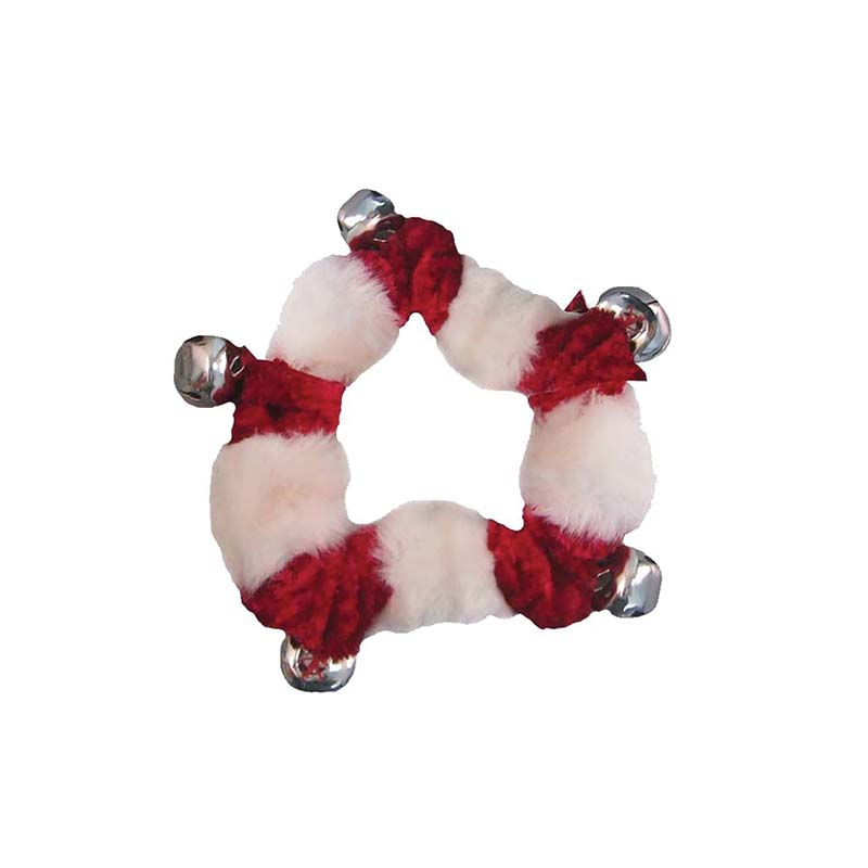 Small Outward Hound Holiday Bell Collar for Dogs