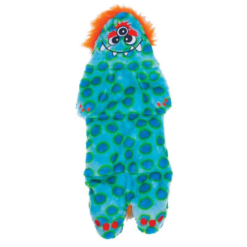 """Outward Hound Squeakimals Monster Mini Dog Toy - 11.5"""""""