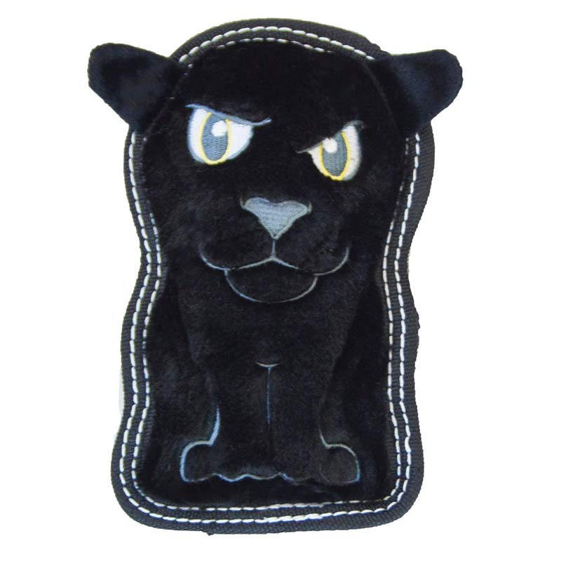 Outward Hound Invincibles Tough Seamz Panther Dog Toy