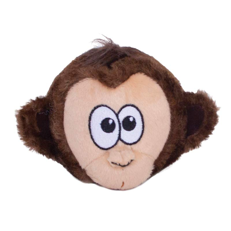 Outward Hound Invincibles Tosserz Monkey Toys for Dogs