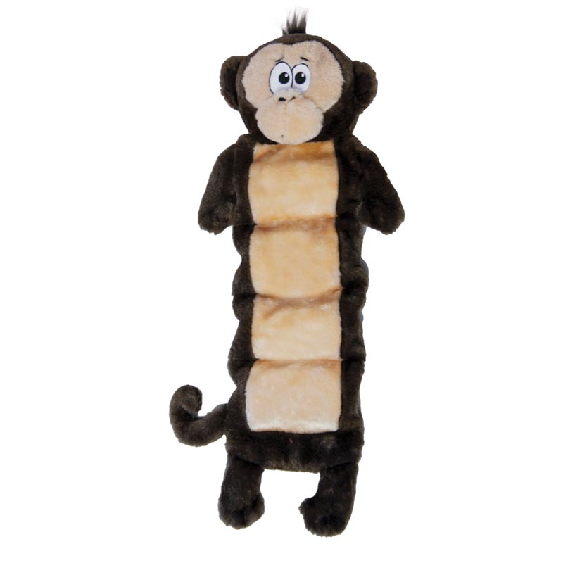 Outward Hound Squeaker Palz Monkey Toy for Dogs