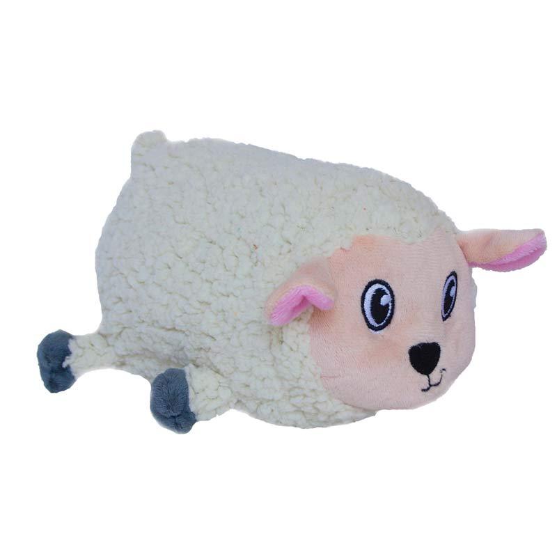 Outward Hound Fattiez Sheep Stuffed Toy for Dogs