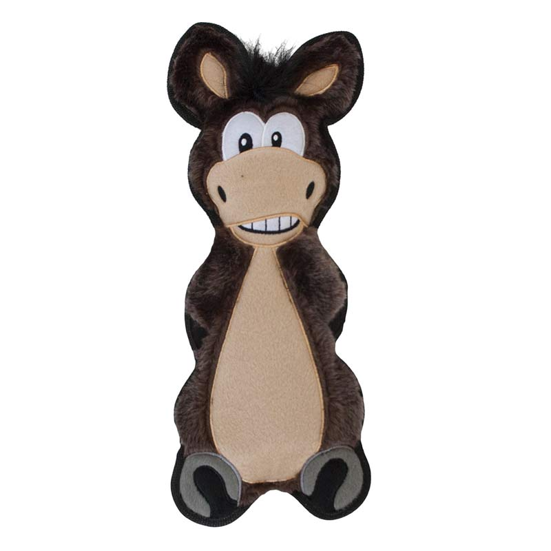 Outward Hound Floppyz Donkey Toy for Dogs