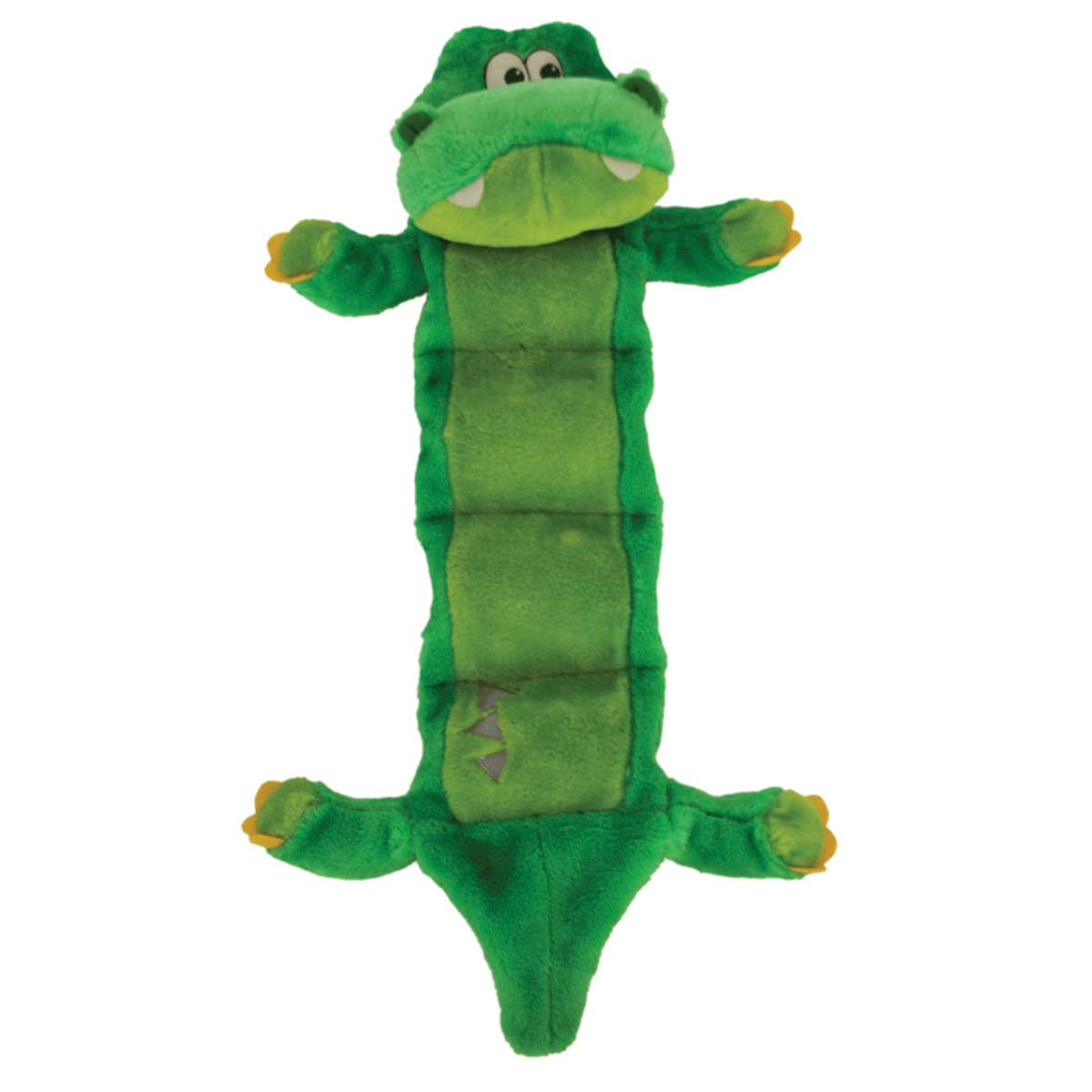 Outward Hound Squeaker Palz Gator Toy for Dogs