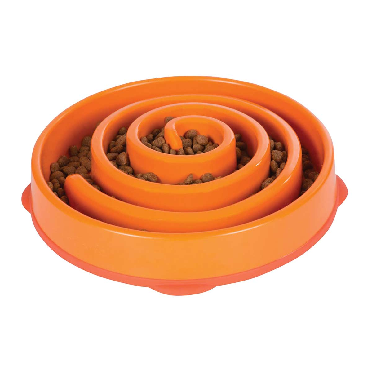 Outward Hound Slo-Bowl Coral Mini 9 inch