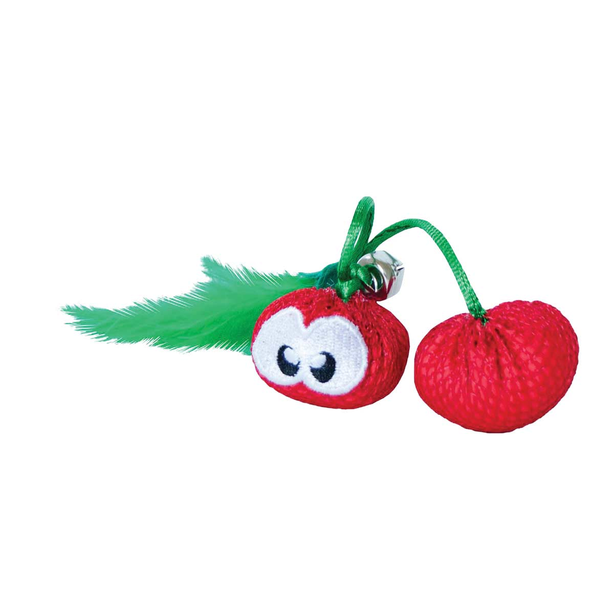Outward Hound Dental Cherries Cat Toys