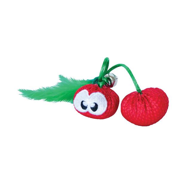 Outward Hound Dental Cherries Cat Toys