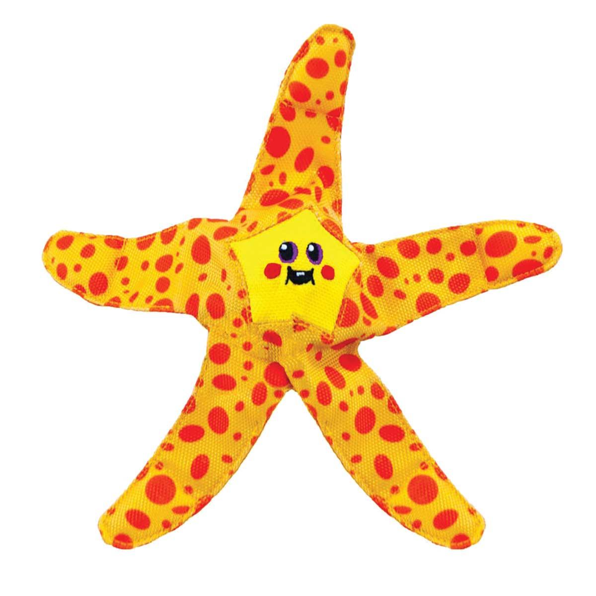 Outward Hound Floatiez Floppy Starfish Dog Toy