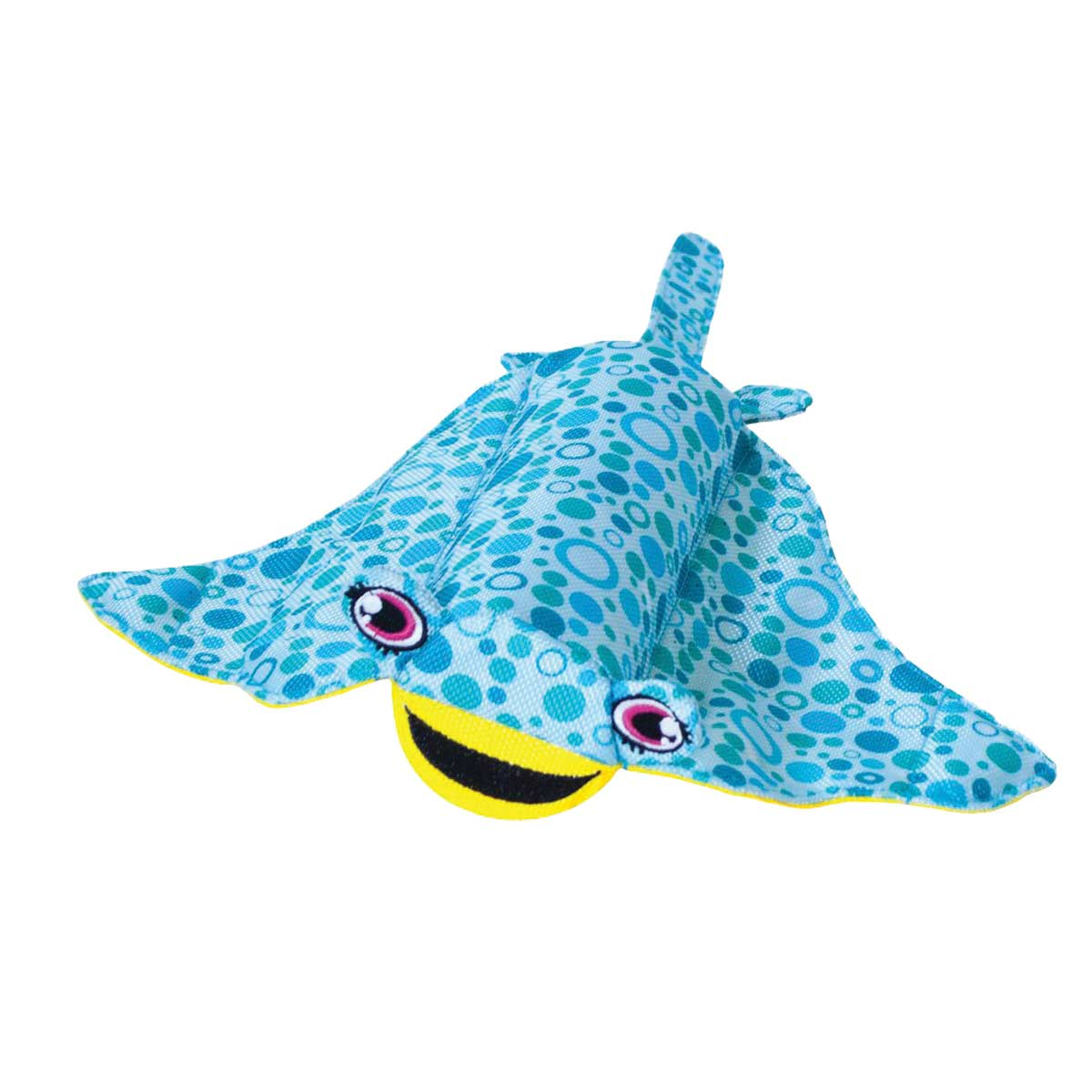 Outward Hound Giggle Stingray 17 inch Water Toys for Dogs