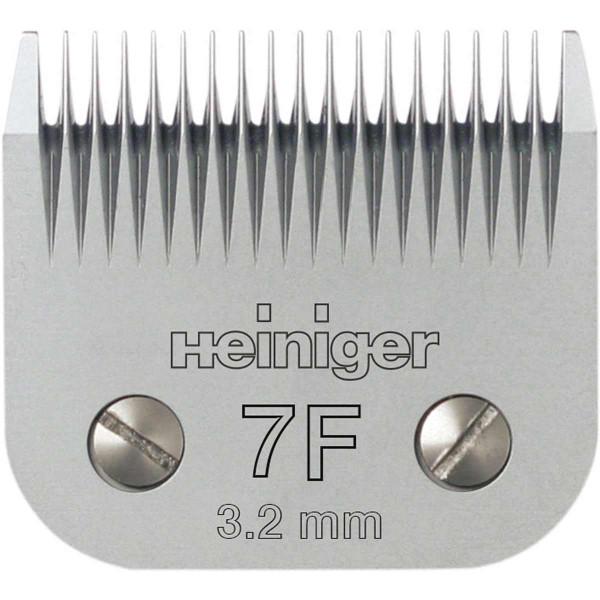 No. 7 Skip Tooth Heiniger Saphir Blade