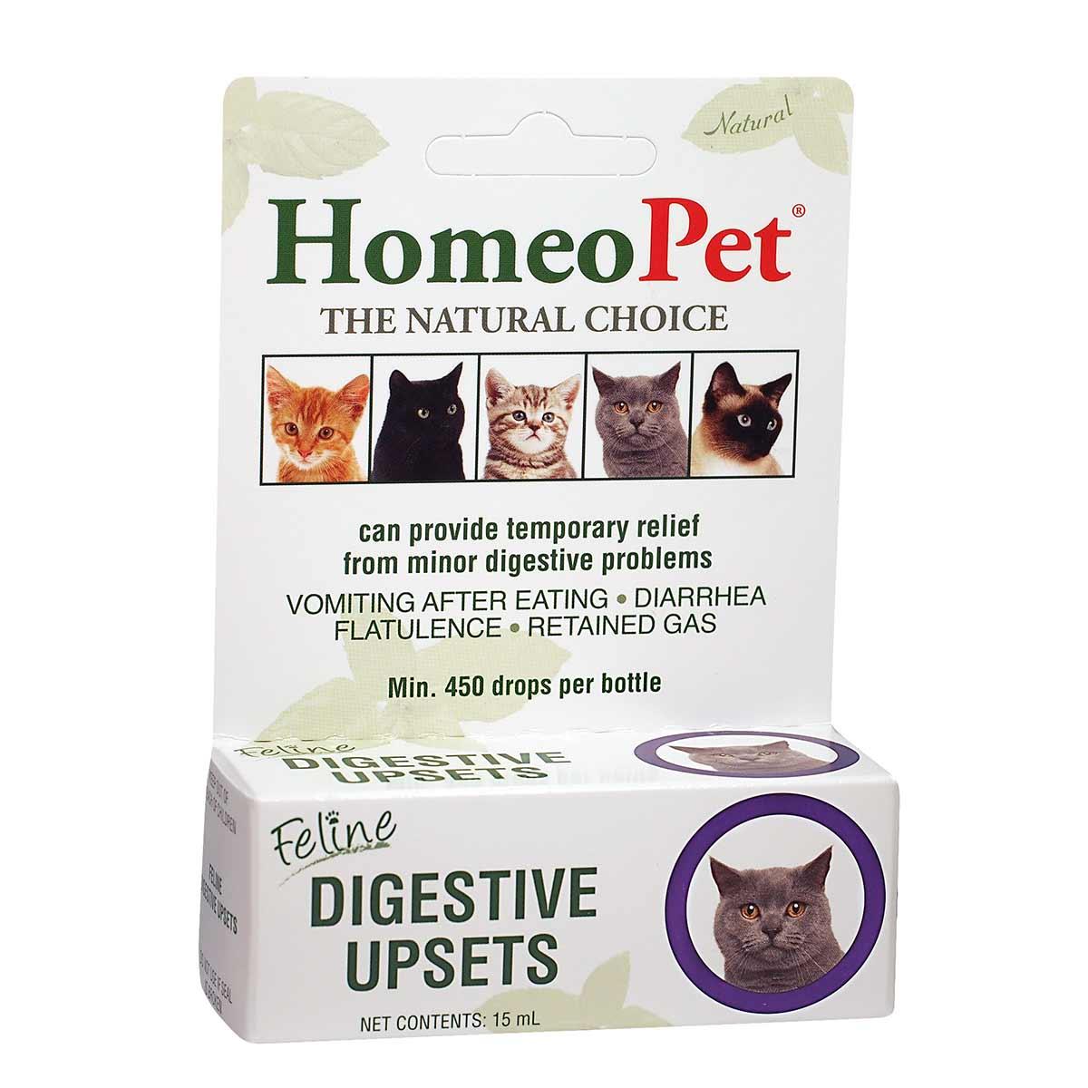Homeopet Feline Digestive Upsets Supplement