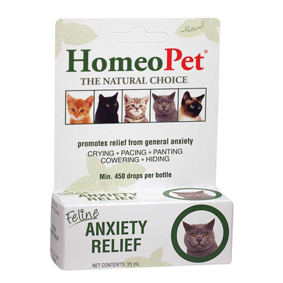 Homeopet Feline Anxiety