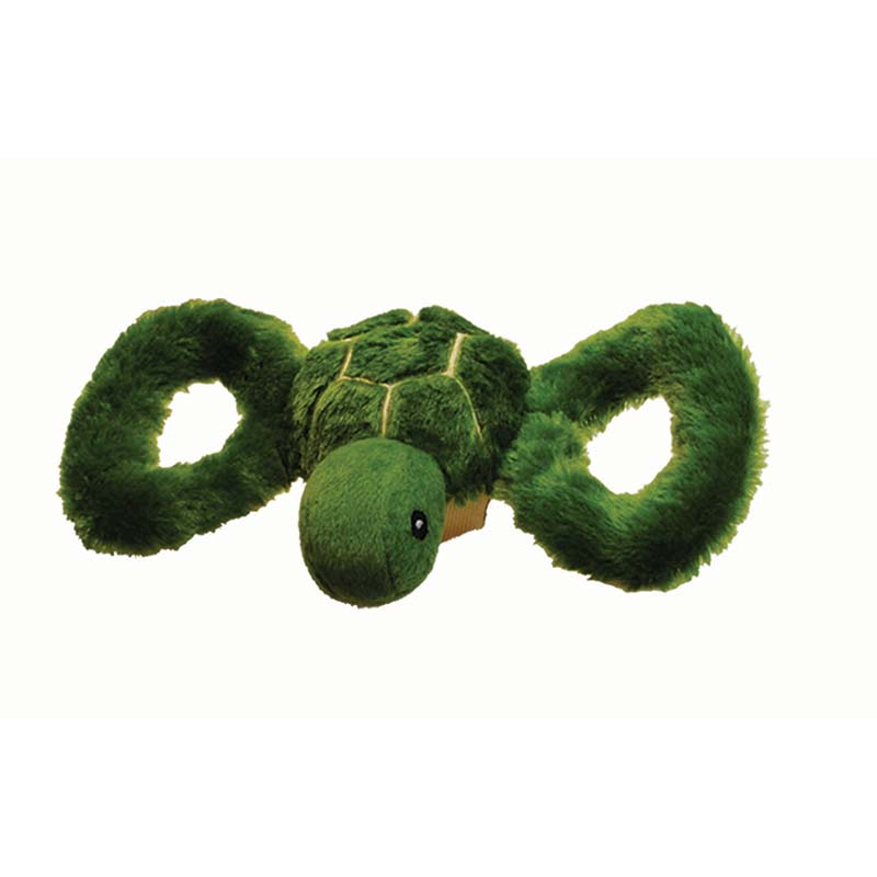 Medium Turtle Jolly Pet Tug-a-Mals Tug Toy at Ryan's Pet Supplies
