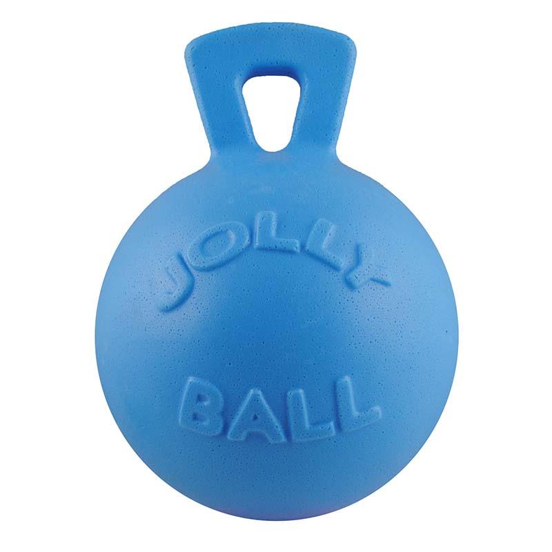 Blueberry Medium Jolly Pet Tug-n-Toss Dog Toy at Ryan's Pet Supplies