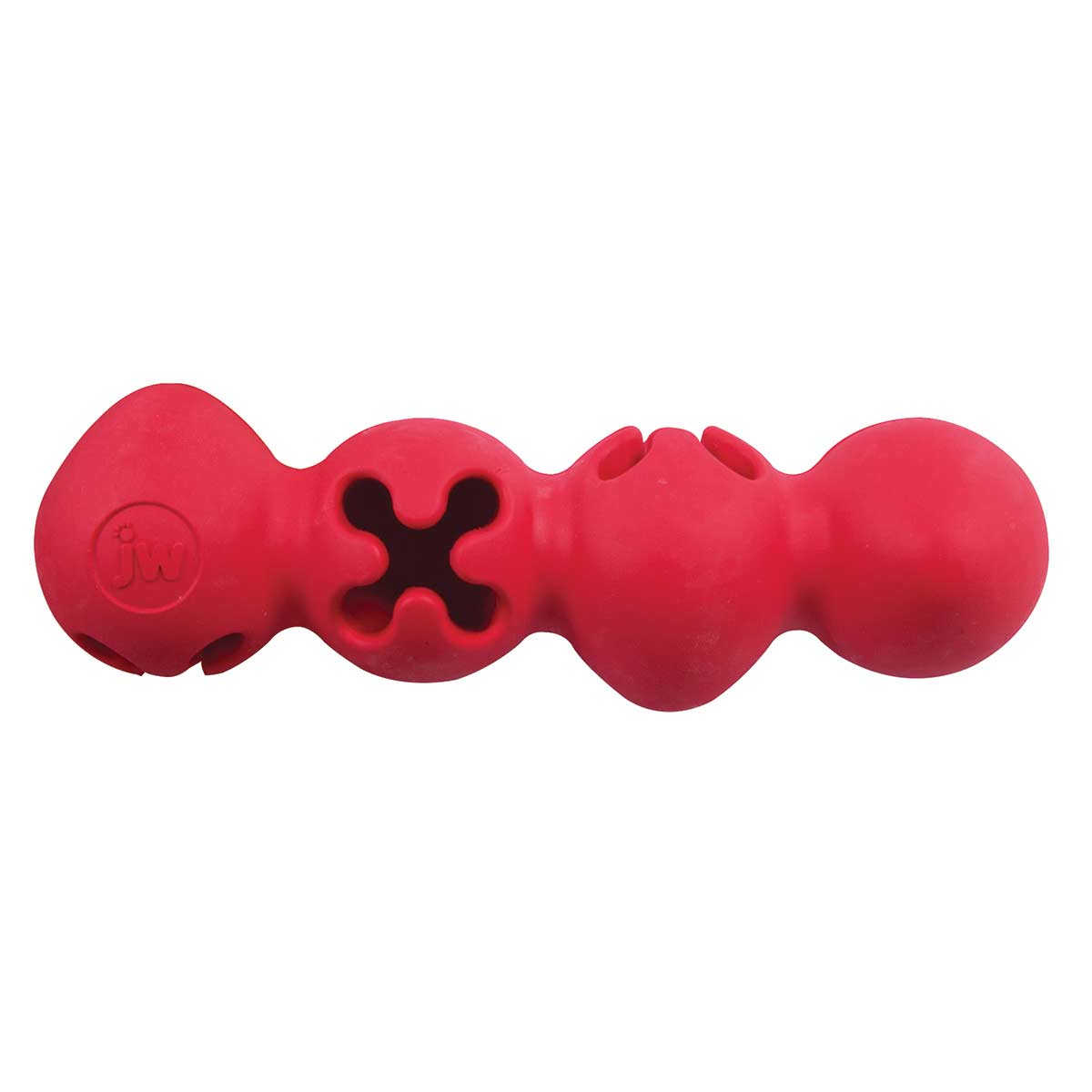 JW Playbites Caterpillar Large - Treat Dispensing Toy for Dogs