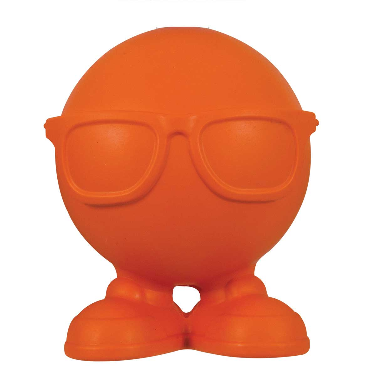 Rubber JW Hipster Cuz Dog Toy - Large 5.5 inch