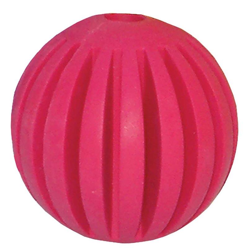 JW Tanzanian Mountain Ball Small 3.5 inch Dog Toy