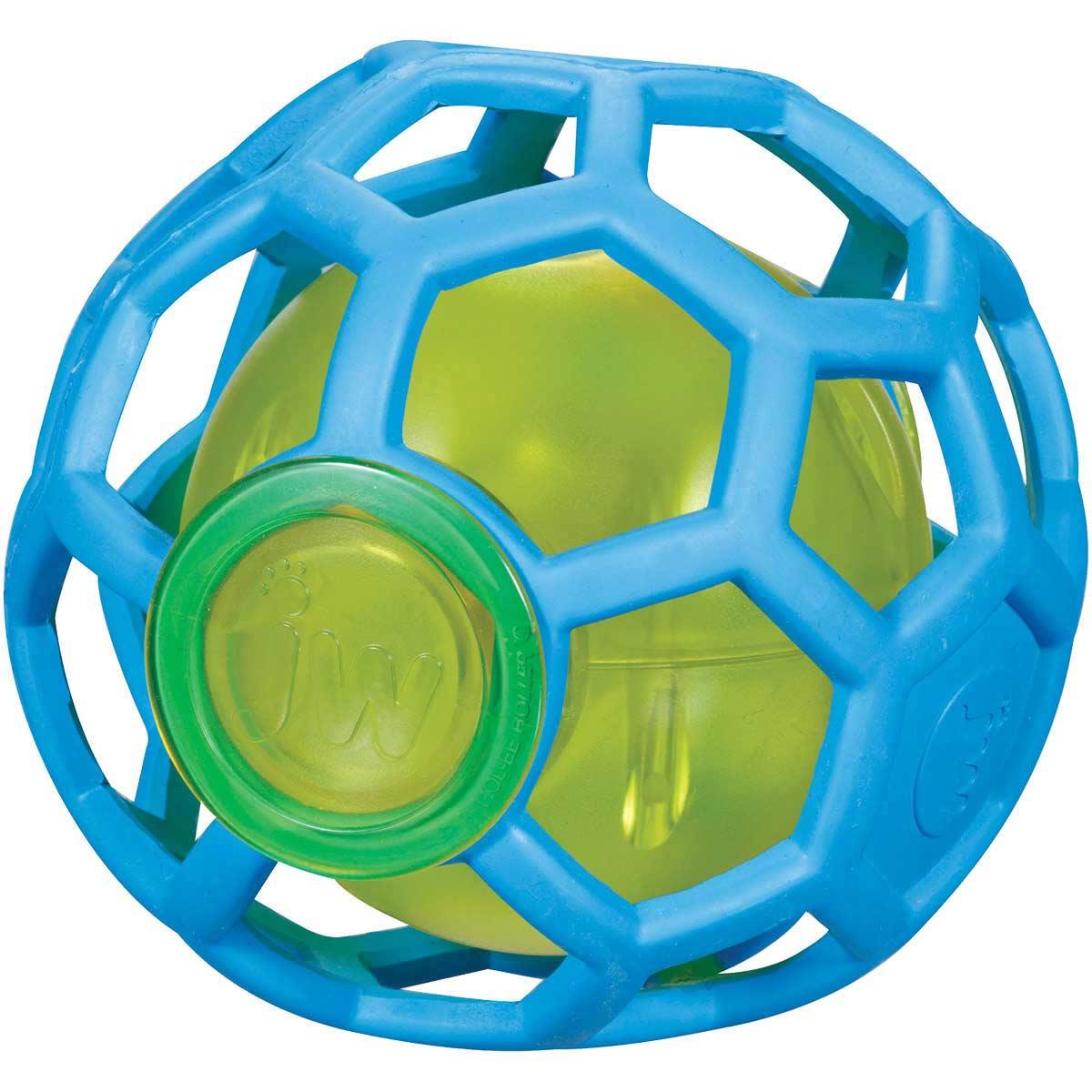 "Medium 8"" JW Hol-ee Treat Ball for Dogs"