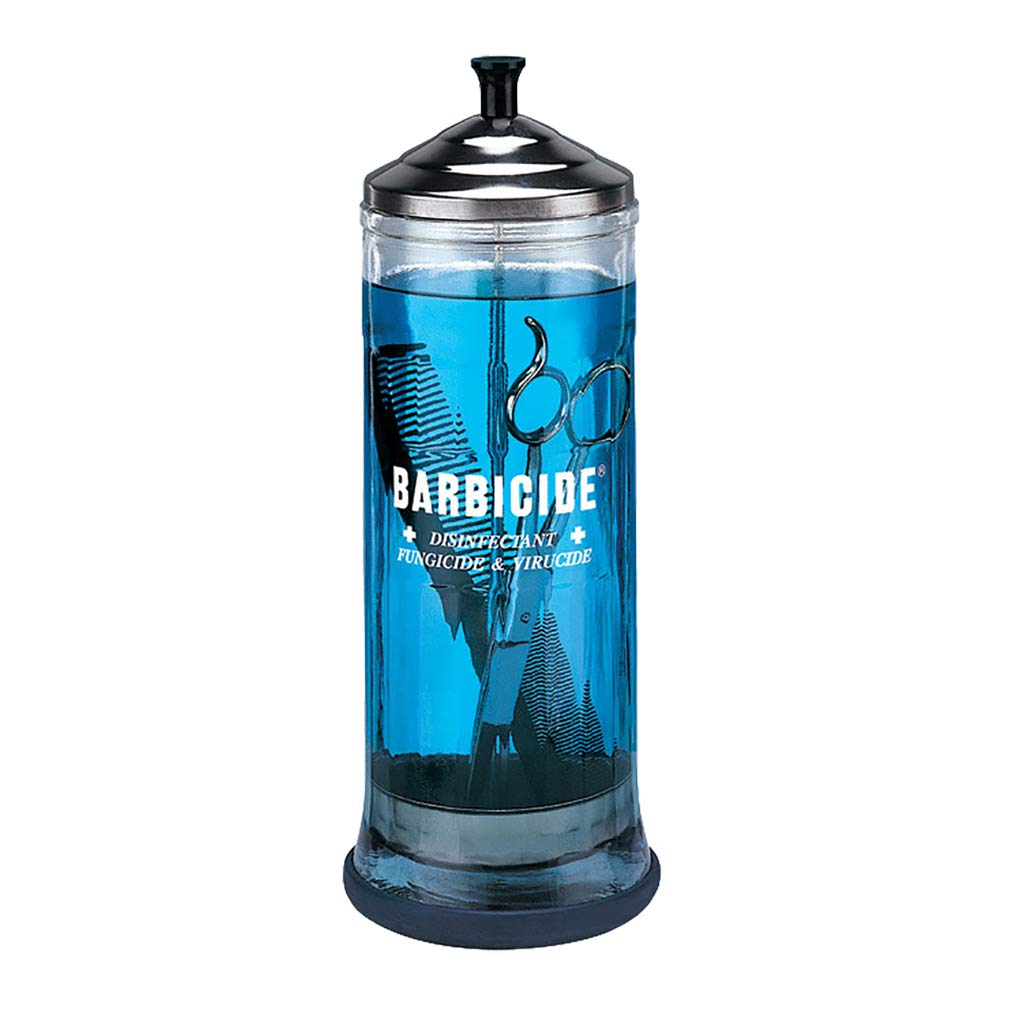 Barbicide Disinfectant Jar - 37 oz