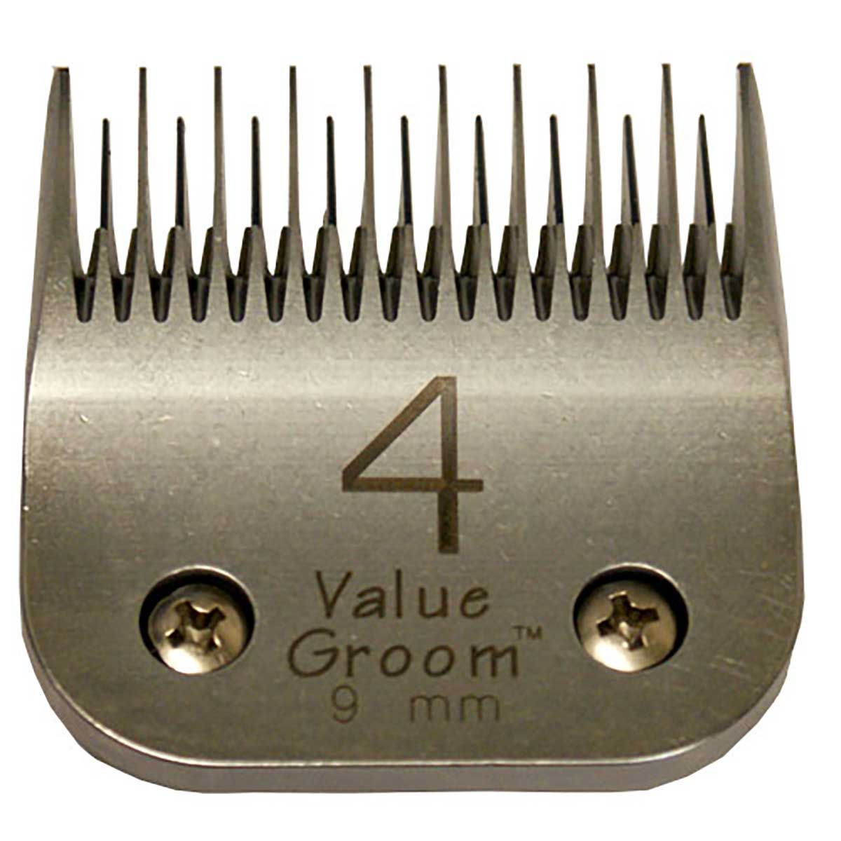 "Value Groom #4 Conventional Blade Skip Tooth 3/8"" 9 mm -"