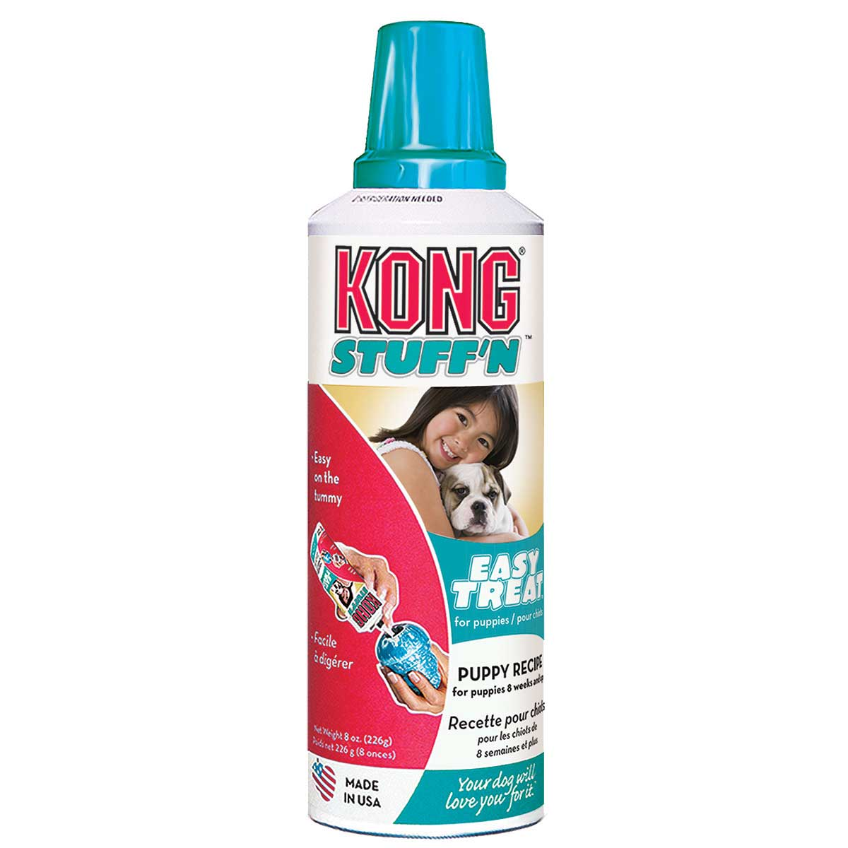 KONG Puppy Easy Treat 8 oz