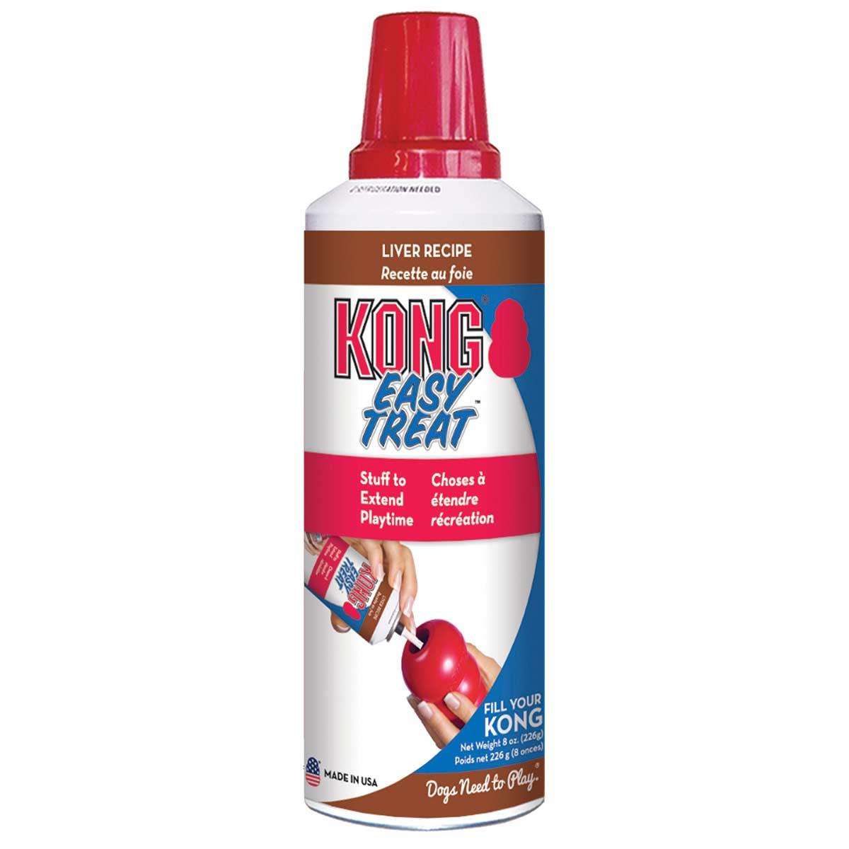 KONG Stuff'N Paste Easy Treat Liver 8 oz