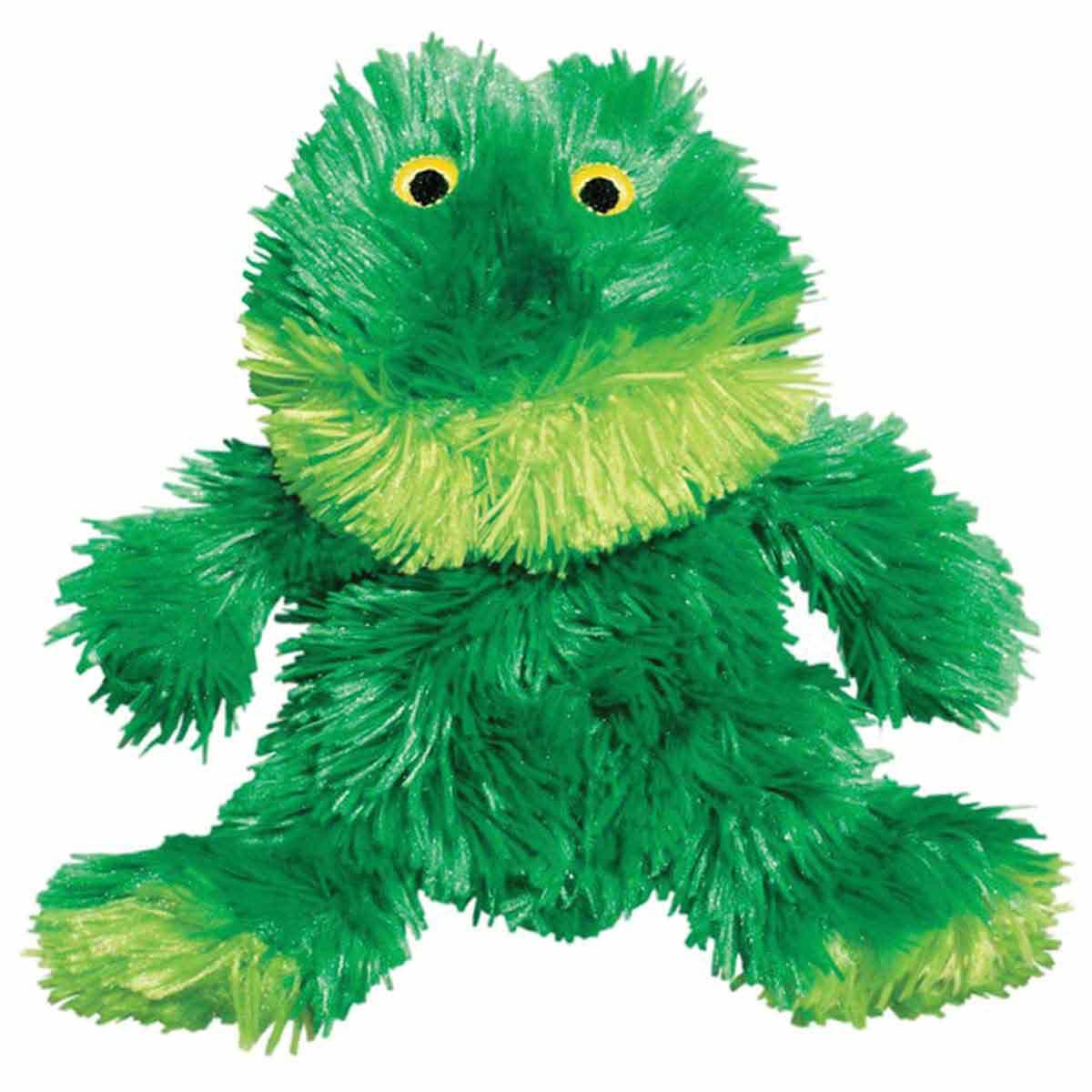 KONG Plush Frog XS available at Ryan's Pet Supplies