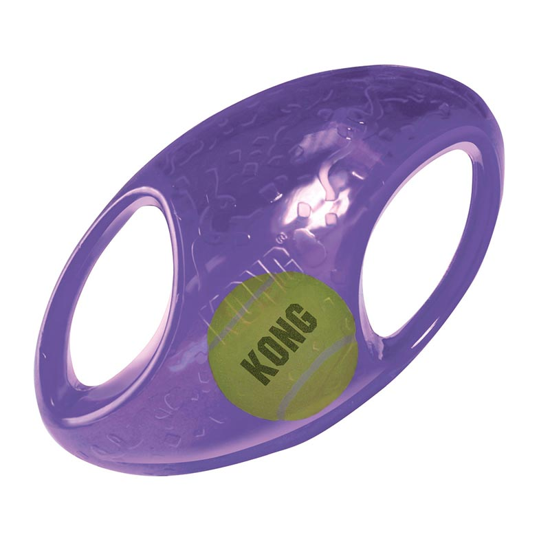 KONG Jumbler Football Toy for Dogs