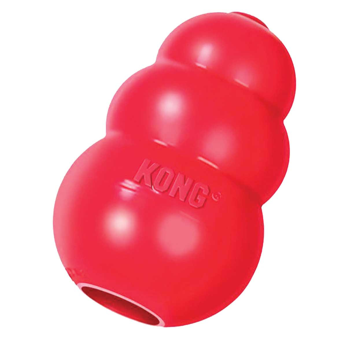 Large Red KONG for Big Dogs