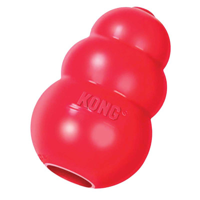 Medium Red KONG for Dogs