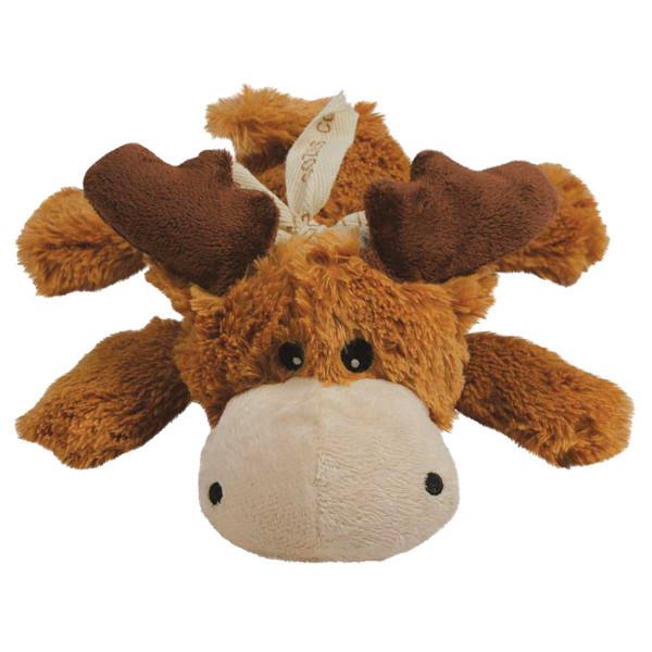 KONG Cozie Marvin Moose Plush Dog Toy