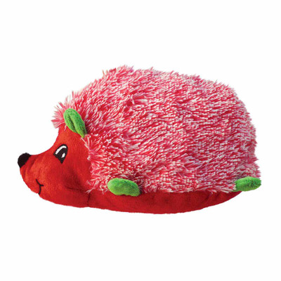 KONG Holiday Comfort HedgeHug Seasonal Dog Toy