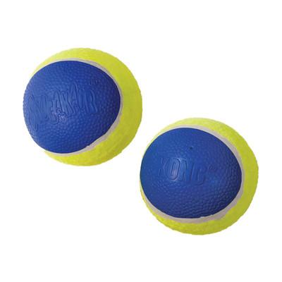Medium 3 Pack KONG SqueakAir Ultra Ball Dog Toys