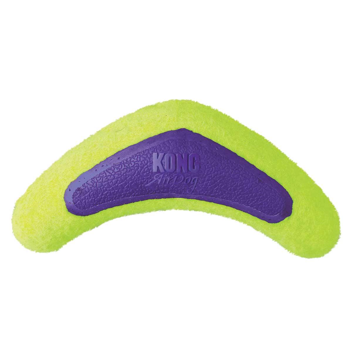 KONG AirDog Boomerang Medium Dog Toy available at Ryan's Pet Supplies