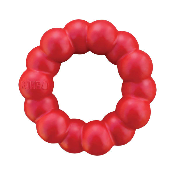 Medium Large Kong Ring Toy For Dogs