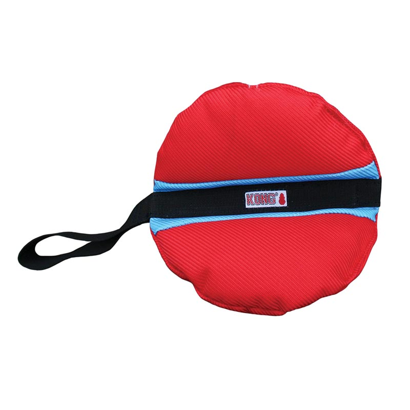 KONG Champz Ball Tug Dog Toy