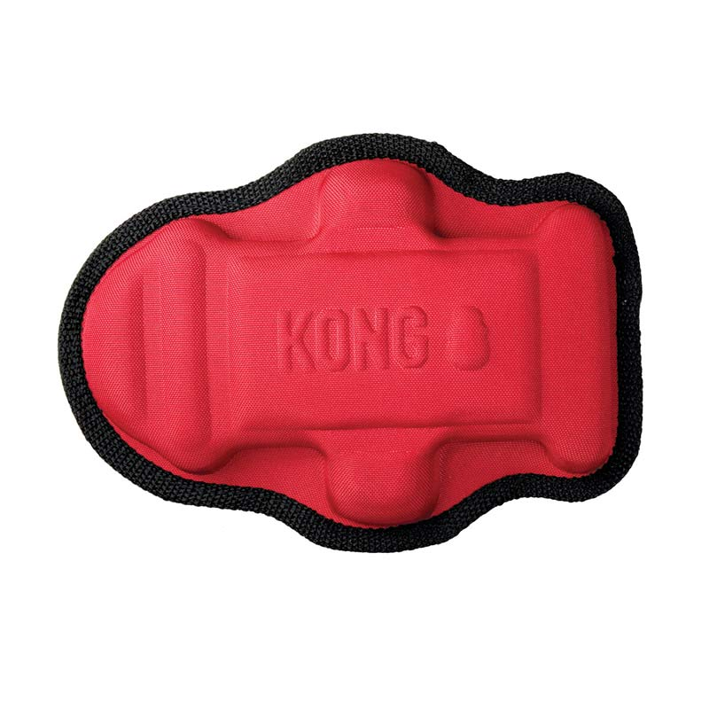 KONG Ballistic Imprints Fire Hydrant Dog Toy for Heavy Chewers