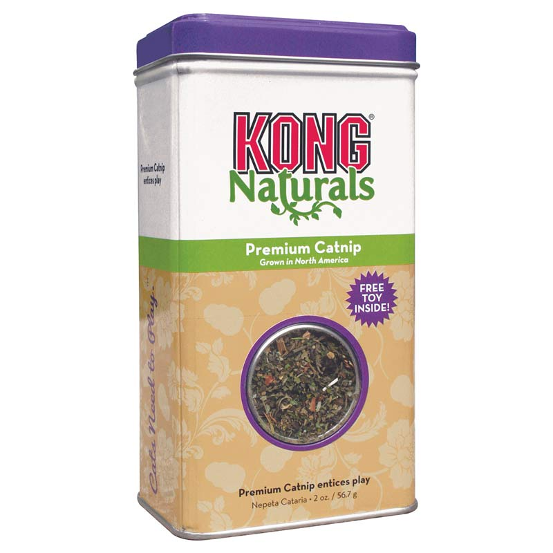 KONG Premium Catnip 2 oz