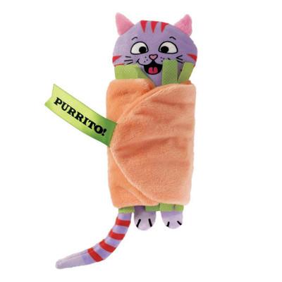 Pull-A-Partz Purrito Cat Toy