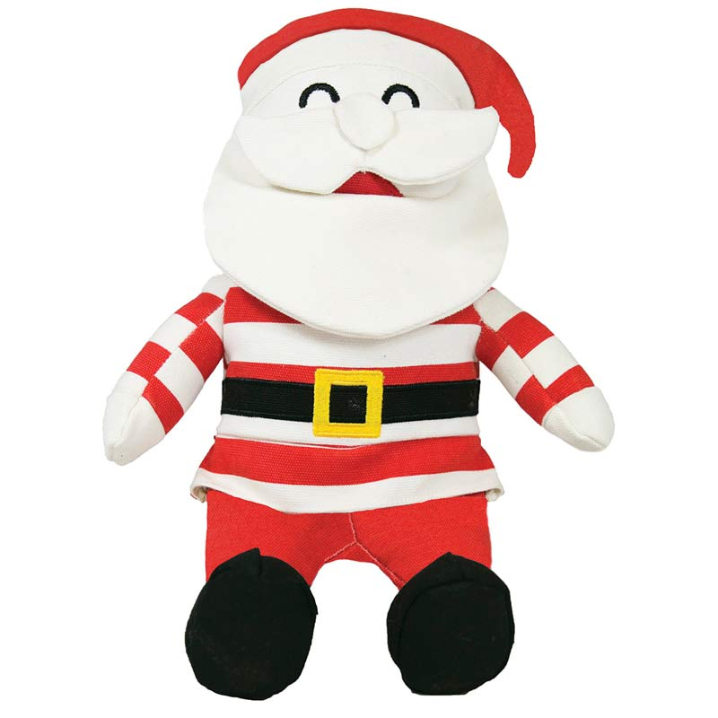 Medium/Large KONG Holiday Ballistic Woodland Santa