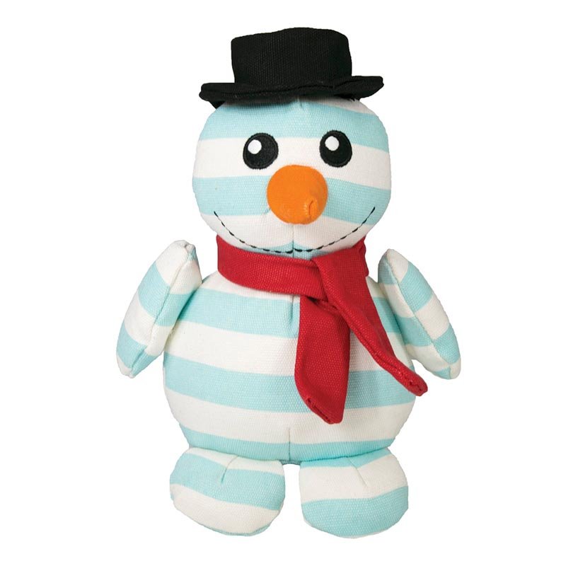 Medium/Large KONG Holiday Ballistic Woodland Snowman