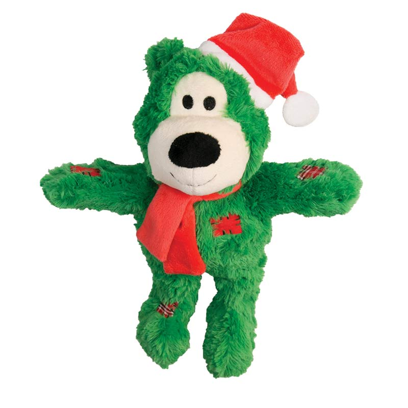 Medium/Large KONG Holiday Wild Knots Bear