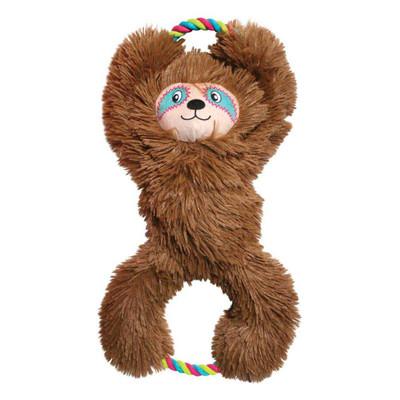 KONG Tuggz Sloth X-Large Dog Toy