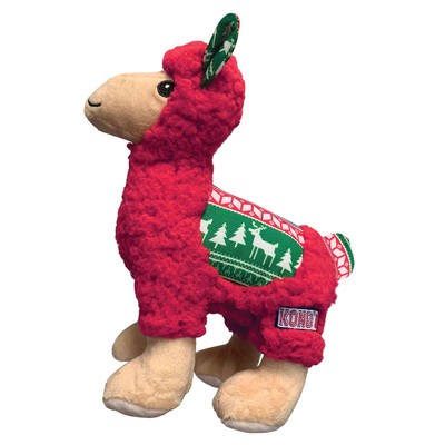 Holiday Sherps Llama Medium Seasonal Dog Toy