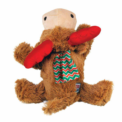 KONG Holiday Cozie Reindeer Medium Seasonal Dog Toy