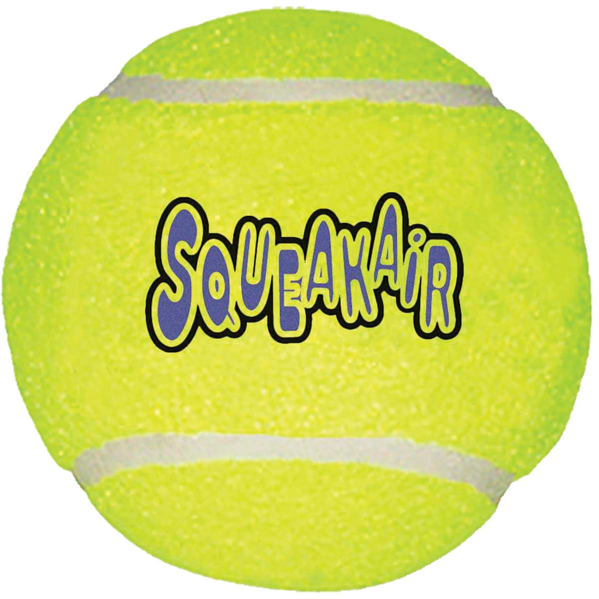 Large KONG Air Dog Squeaker Tennis Ball