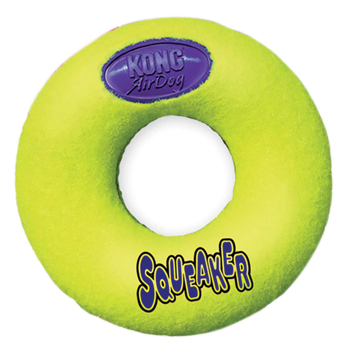 Medium KONG Air Dog Donut for Play time