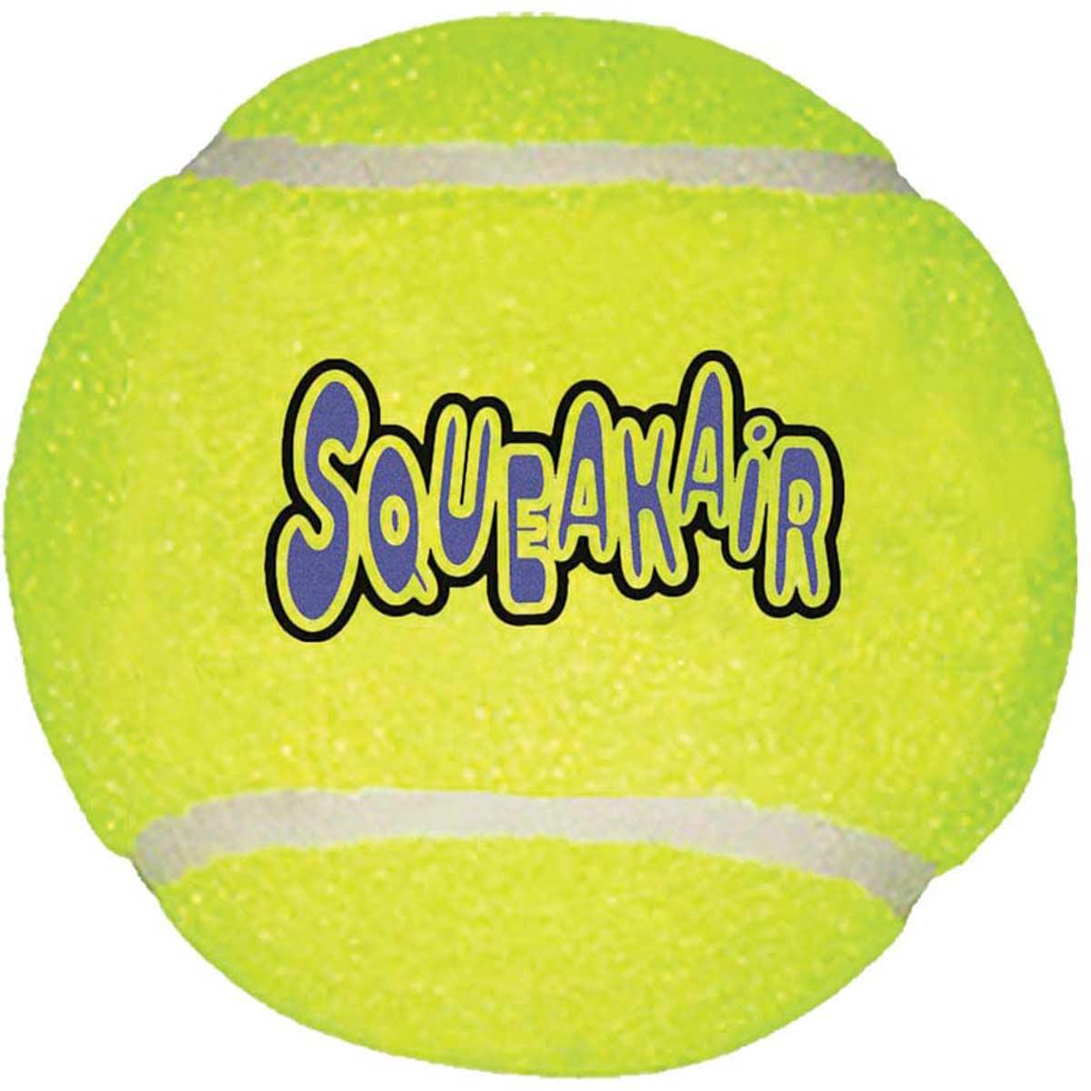 KONG XL Squeakair Tennis Ball 4 inches