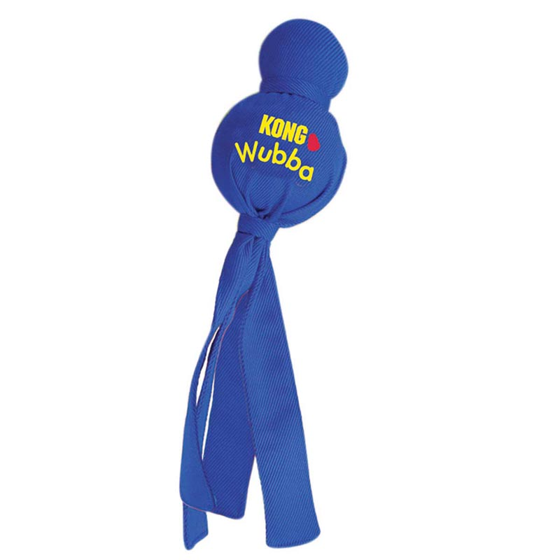 Blue KONG Wubba Small for Dogs