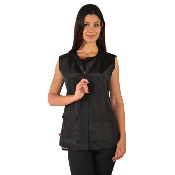 Ladybird Line Women's Black Waterproof Vest
